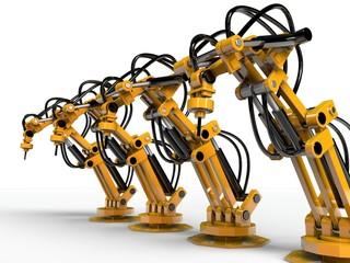 hydraulische Arbeitsmaschinen