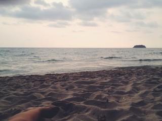 sea landscape in Thailand