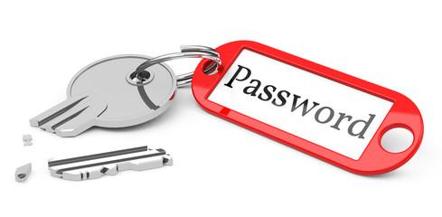stolen password