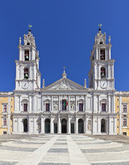 Mafra National Palace, Convent and Basilica in Portugal