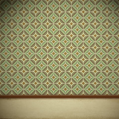 70s wallpaper room background