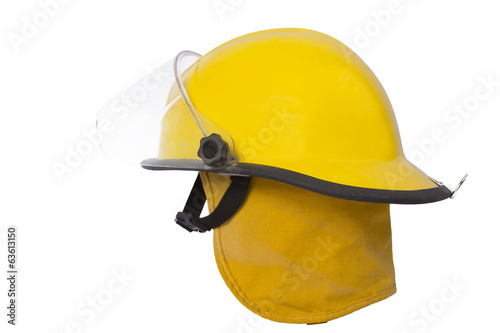 Yellow Fire Hats.