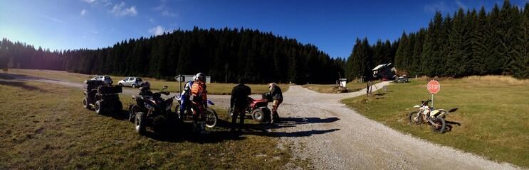 viaggio in quad