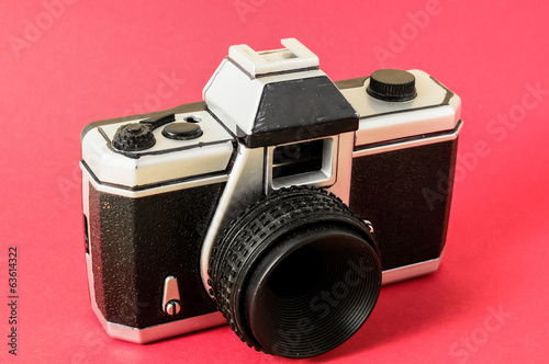 Classic 35mm Plastic Toy Photo Camera