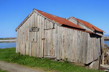 Kvalnes boathouse