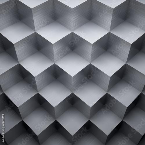 fototapeta na ścianę Streszczenie metaliczne tło