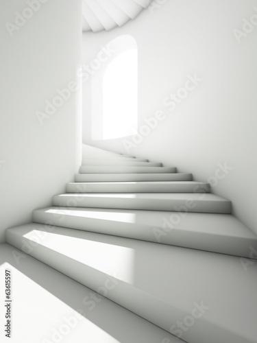 Spiral staircase - 63615597