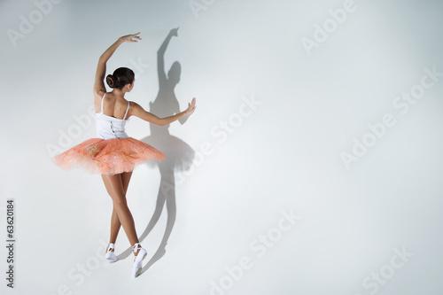 fototapeta na ścianę balet wydajność