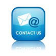 """CONTACT US"" Web Button (details customer service support help)"
