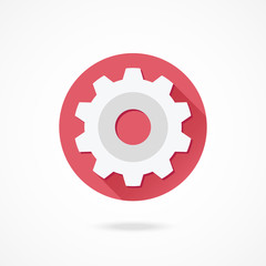 Vector Gear Icon