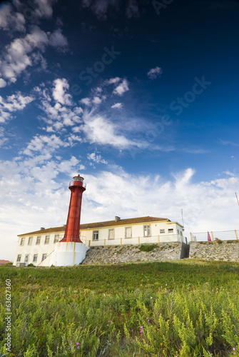 Lighthouse in Esposende