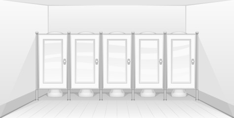 Public lavatory