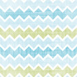 Fabric textured chevron stripes seamless pattern background - 63629372