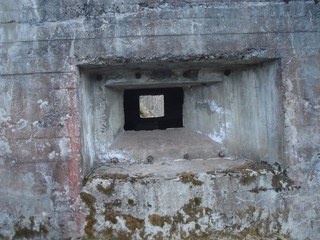 Bunker second world war