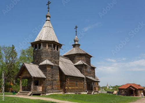 Church of the Resurrection in Suzdal