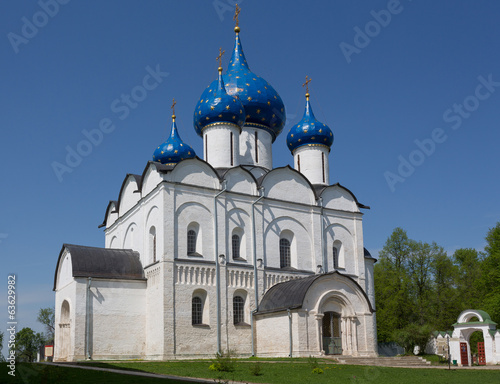 Nativity Cathedral in the Kremlin of Suzdal