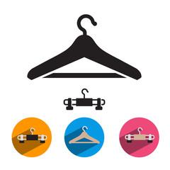Hanger. Vector format