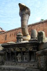 Bronze cobra