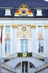 façade mairie bonn allemagne