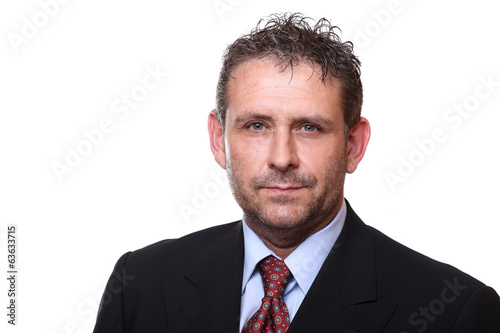 canvas print picture portrait business