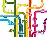 Business transportation infrastructure - 63634333