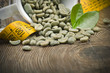 lose weight by drinking raw green coffee