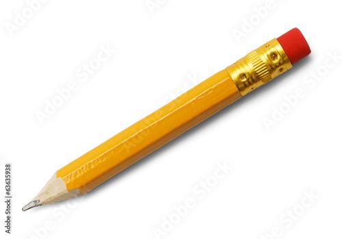 Leinwanddruck Bild Small Pencil