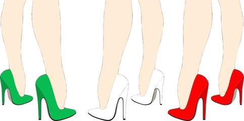 Le scarpe Italiane