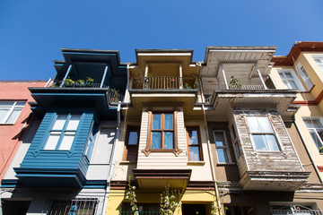 Old Buildings in Istanbul