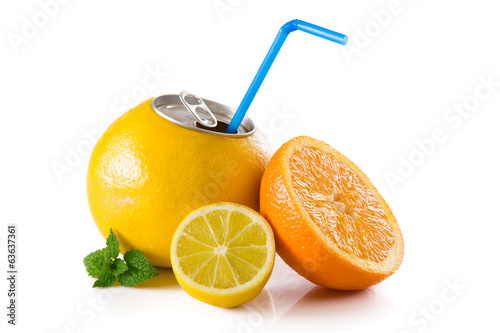 Grapefruit juice - 63637361