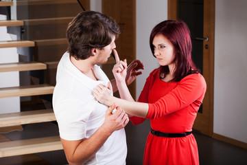 Violence in relationship