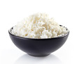 bowl of boiled rice - 63640565