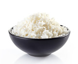 Fototapety bowl of boiled rice
