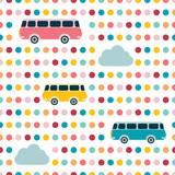 Kids wall paper design.