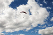 Free-Flying on Paraglide
