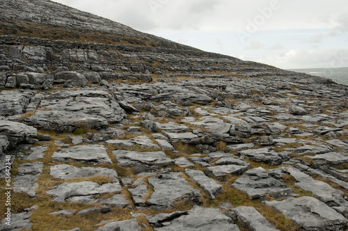 The Burren Landscape, Co. Clare - Ireland