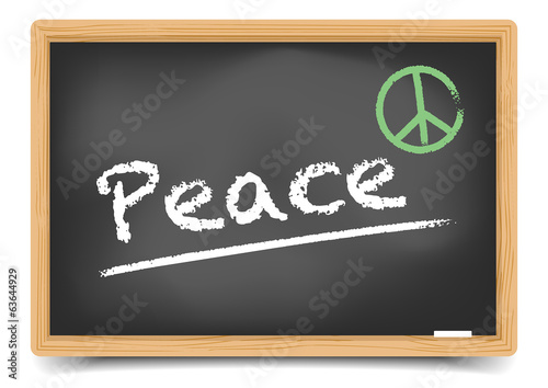 Blackboard Peace