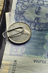 Hrvatska kuna Croatian currency Kuna croata Хорватская куна