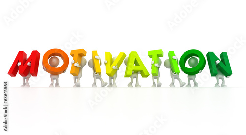 Team forming Motivation word