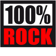 100 % Rock Logo Design