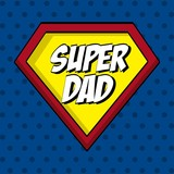 Fototapety Fathers day