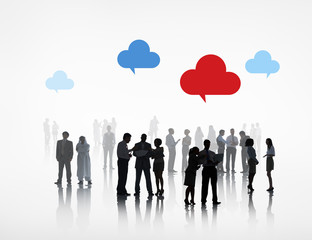Business Communications With Clouds
