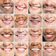 Beautiful Smiles of Multi-Ethnic Group of People