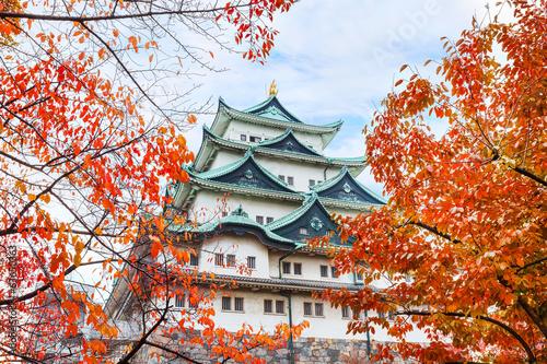 Papiers peints Japon Nagoya Castle in Japan
