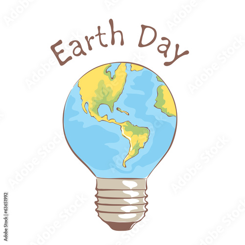 Symbol - Earth Day