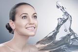 beauty splash