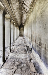 corridor ankor wat