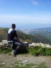 Osservando Genova