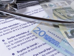 arrêt de travail,fraude,sécurité sociale