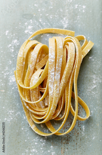 Homemade Pasta Ribbons